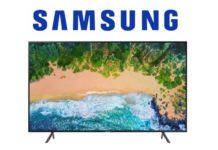 Promotie televizor smart 4k 108 cm SAMSUNG