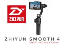 sistem stabilizare mobil gimball ieftin zhyiun smooth 4