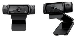 Camera web streaming Twitch sau Youtube - Logitech C922